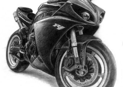 Order motorcycle artwork
